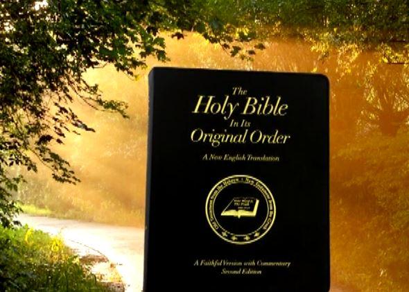 Voor U Een Unieke Engelstalige Bijbel
