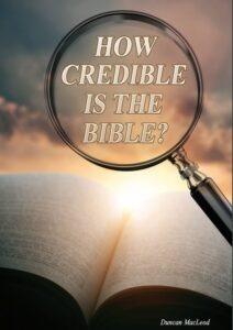 Bewijs dat de Bijbel geïnspireerd is.